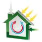 schema simple maison passive